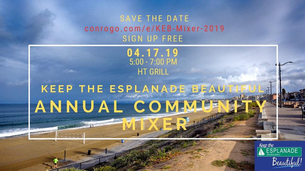 Annual Community Mixer