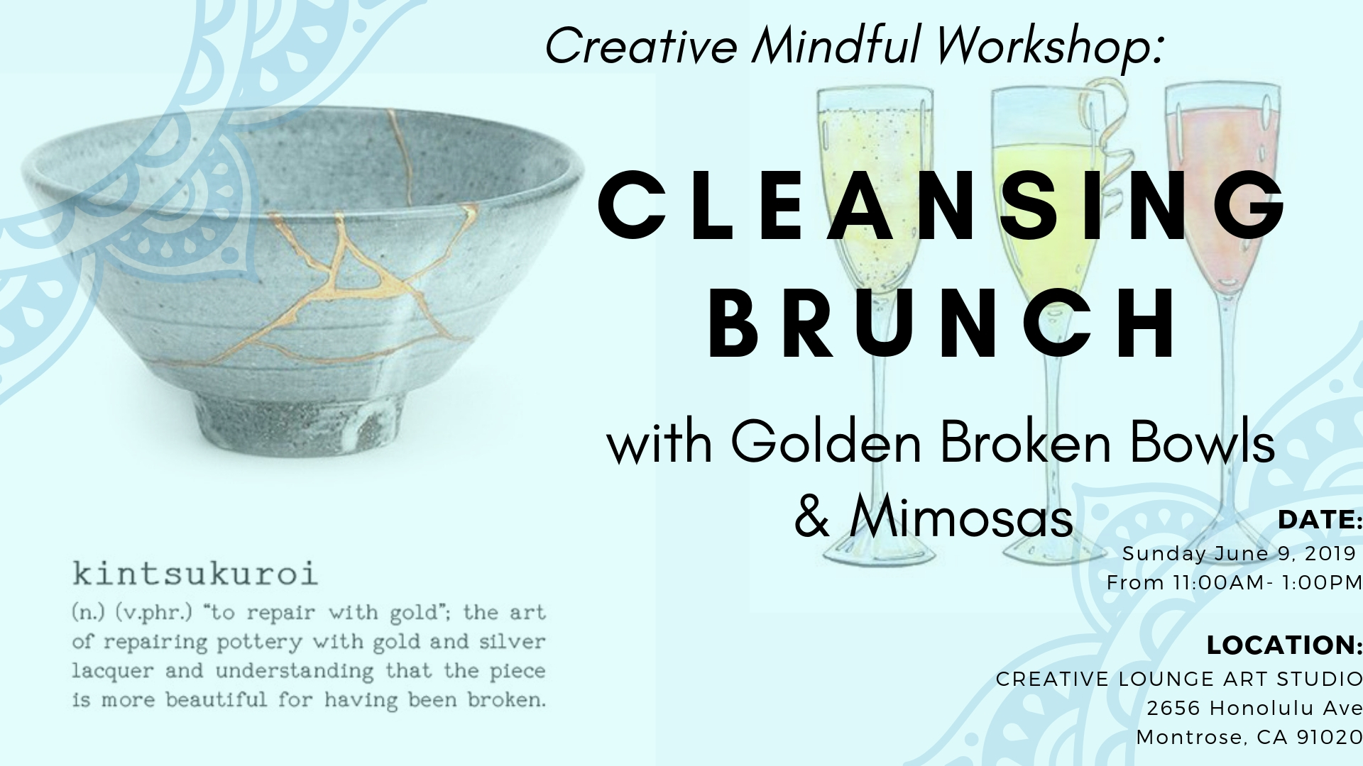 Cleansing Art Brunch