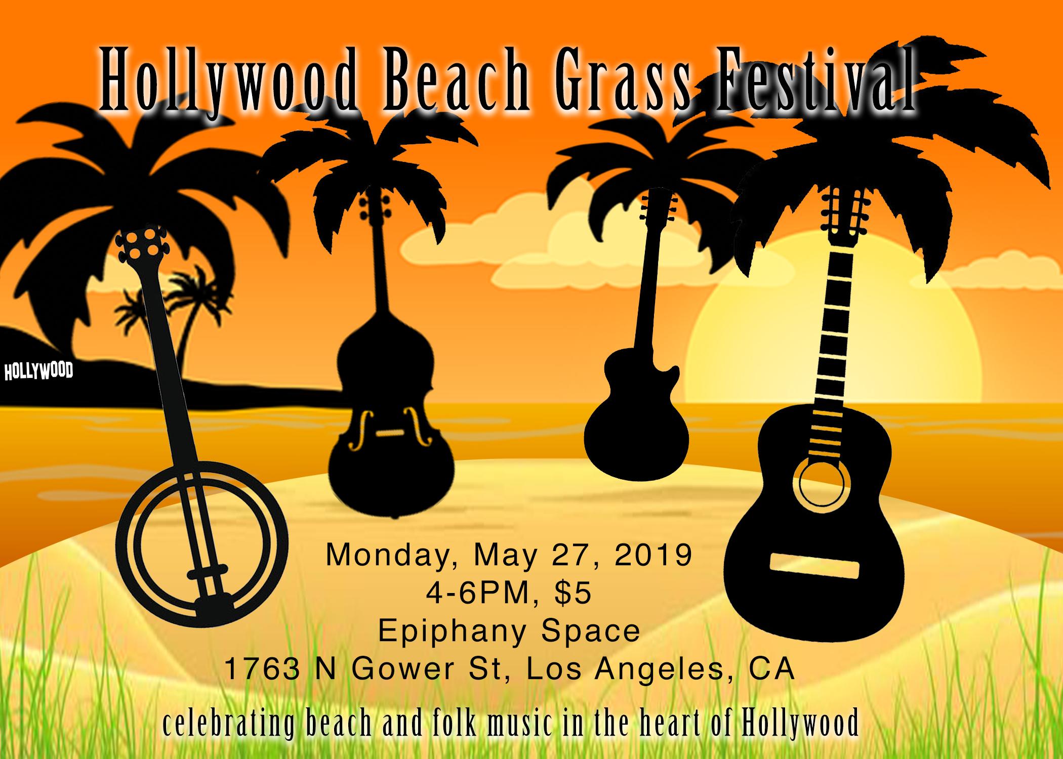 Hollywood Beach Grass Festival